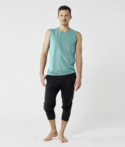 Organic Mens Yoga Tank Top - Lotuscrafts