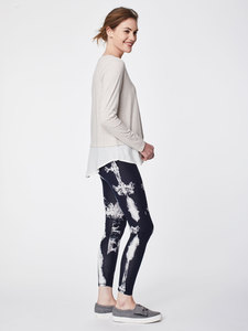 ELSENORE LEGGINGS - Dark Navy - Thought | Braintree