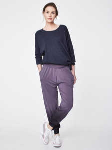 Jogginghose - Elsenore Slacks - Slate - Thought
