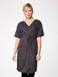 Kleid - SHEBA RAY DRESS - Grephite - Thought | Braintree