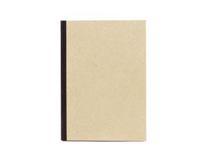 Notizblock Graspapier - Blanko - Matabooks