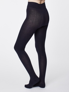 Strumpfhose - ELGIN TIGHTS - Ink - Thought | Braintree
