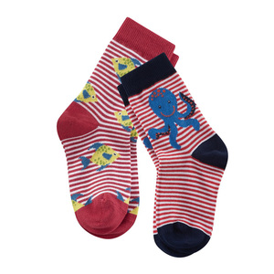 Kinder Socken 2er-Pack - Living Crafts
