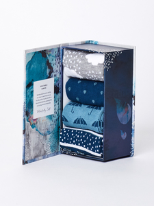 Sockenbox - RAINY SOCK BOX - Thought | Braintree