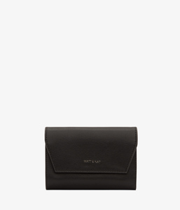 Vera Small Wallet - Black - Matt & Nat