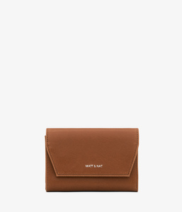 Vera Small Wallet - Chili - Matt & Nat