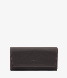 Vera Wallet - Charcoal - Matt & Nat