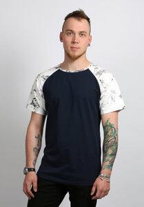 Männer T-shirt Eiskalt - Die rote Zora