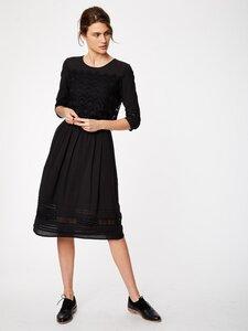 Kleid - AUBRIANA DRESS - schwarz - Thought | Braintree