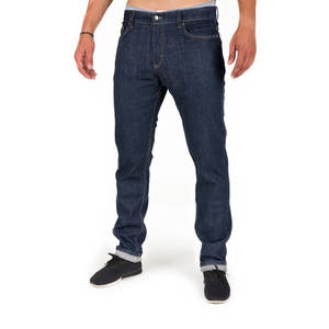 Active Jeans Dark Denim - bleed