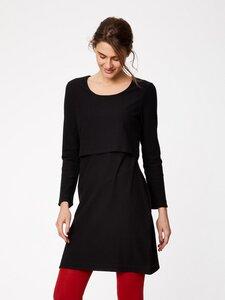Kleid - MACRAE DRESS - schwarz - Thought | Braintree
