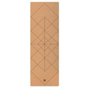 Kork Yogamatte Symmetric - ulrich design