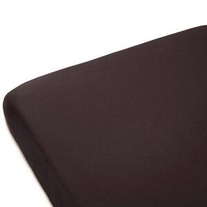 Bio-Spannbettlaken VIVO Edel-Satin - 180x200 cm - Auswahl Farbe - NATUREHOME