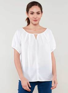 Leichte Bluse aus Tencel® - ORGANICATION