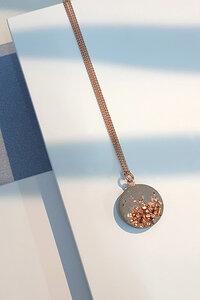 Beton Halskette MARY | Copper Rosé EDT. - Concrete Jungle | Betonmanufaktur