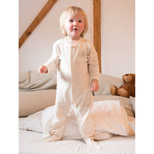 Baby Schlafanzug einteilig DOLPHIN - Living Crafts