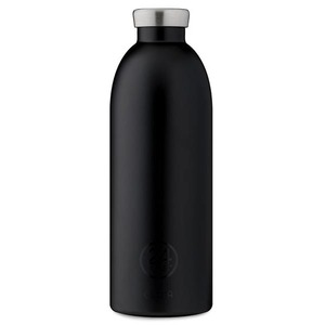 0,85l Thermosflasche Tuxedo Black - 24bottles