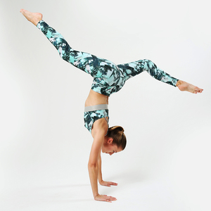 Tropical Tension Leggings - Ambiletics