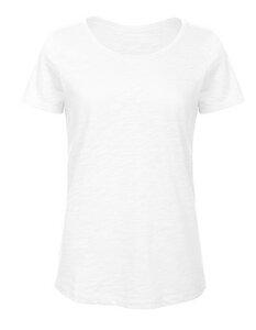 Inspire Plus Slub T-Shirt locker fallend  Damen  Ladies  Lady  Girlie - B&C Collection