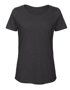 Inspire Plus Slub T-Shirt locker fallend  Damen  Ladies  Lady  Girlie - B&C Collection