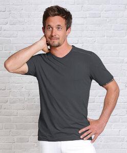 Bambus T-Shirt Turmalingrau - The Spirit of OM