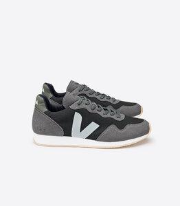 Sneaker - SDU B MESH - BLACK GRAFITE OLIVE - Veja