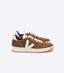 Sneaker - V10 SUEDE - BROWN PIERRE - Veja