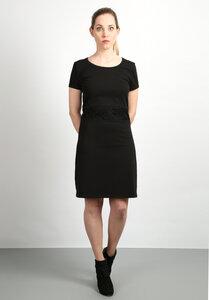 Jerseykleid kleines Schwarzes - Die rote Zora