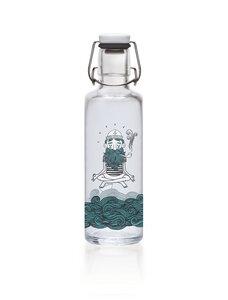 Soulbottles Trinkflasche aus Glas (600ml) - Made in Germany Motiv Soulsailor - soulbottles