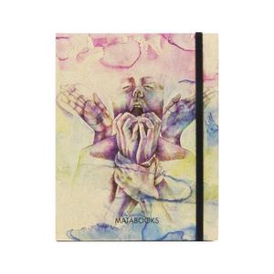 Notizbuch Graspapier 'Starr' (black/Carton) - Swiss Brochure  - Matabooks