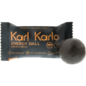 Bio&Vegan Energy Ball Kakao/Maca - Karl Karlo