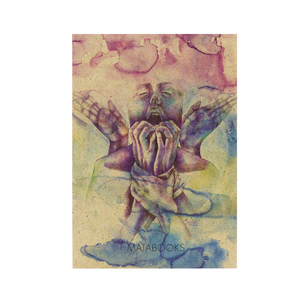 Postkarte Graspapier - Starr - Matabooks