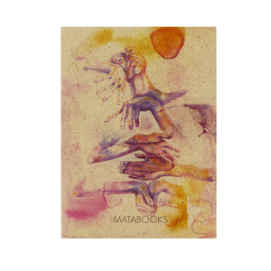 Postkarte Graspapier - Eingeklemmt - Matabooks