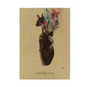 Postkartenset Graspapier - 'Sophie & Erika' 5 Stück - Matabooks