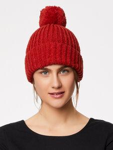 Mütze - OWENA BEANIE - Rot - Thought | Braintree