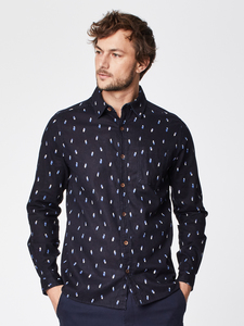 Hemd - PAINTERS PALETTE SHIRT - Thought | Braintree