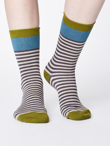 Socken - WALLA SOCKS - Slate - Thought | Braintree