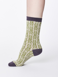 Socken - ALARA SOCKS - Olive - Thought | Braintree