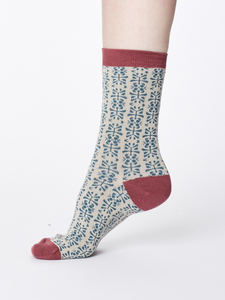 Socken - ALARA SOCKS - Blau - Thought | Braintree