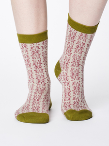 Socken - ALARA SOCKS - Rose Pink - Thought | Braintree