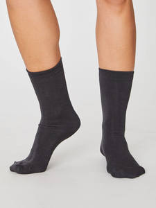 Socken - REPEAT SOLID JACKIE SOCKS - Grau - Thought | Braintree