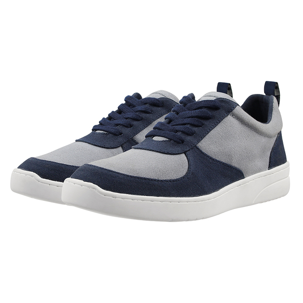 Herren Sneakers blaugrau von MELAWEAR Fairtrade & GOTS zertifiziert