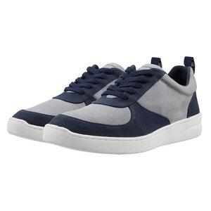 Herren Sneakers blau/grau von MELAWEAR - Fairtrade & GOTS zertifiziert - MELAWEAR