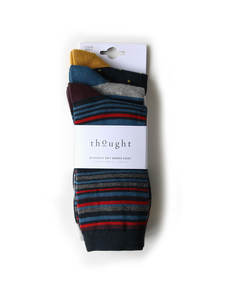 Socken - STRIPES SOCK PACK - Thought | Braintree