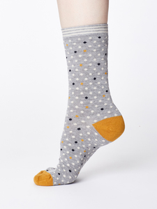 Socken - NIVEN SOCKS - Grau - Thought | Braintree