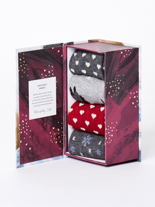 Socken - CHRISTMAS NIGHT SOCK BOX - Thought | Braintree