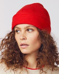 Mütze - Lorie - Rot - Lana