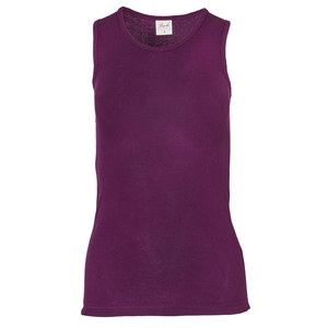 Ripp Tank Top - Rubinrot - People Wear Organic