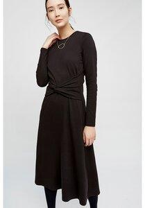 Rosalyn Dress Black - People Tree