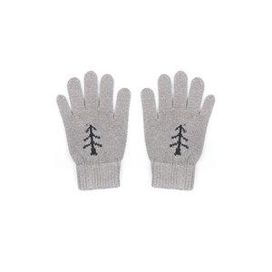Treetime Handschuhe Grau - bleed
